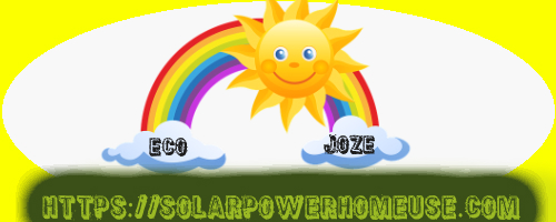 Solar Power Home Use